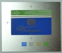 UK - Great Britain - BT - Single Sheet Design Proof - Messenger - Rare - United Kingdom