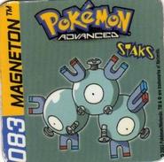 Magnets Magnet Pokemon 83 Magneton - Unclassified