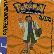 Magnets Magnet Pokemon C Professeur Birch - Unclassified