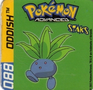 Magnets Magnet Pokemon 88 Oddish - Unclassified
