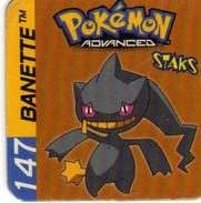 Magnets Magnet Pokemon 147 Banette - Unclassified
