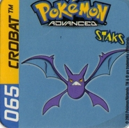 Magnets Magnet Pokemon 65 Crobat - Unclassified