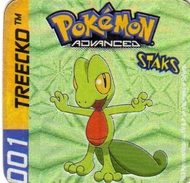 Magnets Magnet Pokemon 1 Treecko - Unclassified