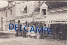ARBOIS 1934 - Photo Originale De VUILLARD '' Hôtel De La Balance '' ( Jura ) - Places