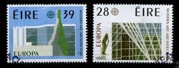 Europa CEPT Irlande 1987 Y&T N°626 à 627 - Michel N°623 à 624 Oblitéré - Used - Gestempelt - Europa-CEPT