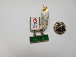 JO Jeux Olympiques Albertville 92 , Parcours De La Flamme , Albi - Olympic Games
