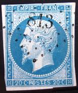 PC 813 - CHATILLON SUR LOING - LOIRET - 1849-1876: Classic Period