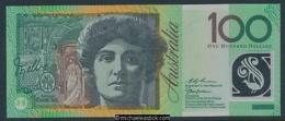 Australia $100 Polymer Note 1998 MacFarlane/Evans Unc Mc702a-618a - Unclassified