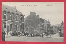Welkenraedt - Partie De Le Rue De L'église ... Belle Animation - 1909 ( Voir Verso ) - Welkenraedt
