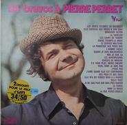 Double Disque Vogue: 24 Bravos à Pierre Perret - Les Jolies Colonies De Vacances, La Tigresse... - Vinyl Records