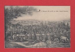 Blamont   --  En 1860 - Blamont