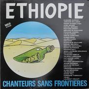 Disque 33T Ethiopie - Chanteurs Sans Frontières: Michel Berger, Alain Souchon, Véronique Sanson, Goldman... - Vinyl Records