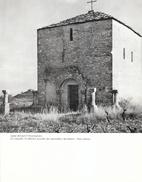1960 - Héliogravure - Saint-Michel-l'Observatoire (Alpes-de-Haute-Provence) - L'église - FRANCO DE PORT - Old Paper