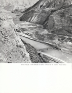 1960 - Héliogravure - Le Lauzet-Ubaye (Alpes-de-Haute-Provence) - Le Lac De Serre-Ponçon - FRANCO DE PORT - Sin Clasificación