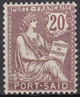 N° 27 - X - ( C 942 ) - Port-Saïd (1899-1931)
