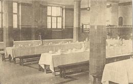 St-Vith   -   Colonie Scolaire Catholique ...  Réfectoire Des Enfants  -  1924  Naar   Molenbeek - Saint-Vith - Sankt Vith