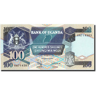 Uganda, 100 Shillings, 1996, KM:31c, 1996, NEUF - Uganda
