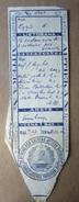 1948  RUSSIA-   Latvia      APOTHEKE - PHARMACY Medicine - Drug Bottle LABEL - Vieux Papiers