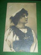 Cartolina Roma - Costumi Romani 1909 - Non Classificati