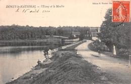 71 - Donzy-le-National - L'Etang - Le Moulin - France