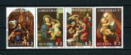 Guyana  Nº Yvert  1769FD/FG  En Nuevo - Guiana (1966-...)
