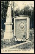 Cpa Du  88  La Salle  Monument Des Soldats Morts Le 6 Octobre 1870  -- Canton Saint Dié  NCL92 - Saint Die