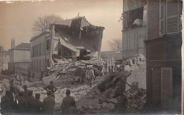 ¤¤   -   CHALONS-sur-MARNE   -  Carte-Photo Des Ruines  -  Rue Garinet , Maison Godard   -  ¤¤ - Châlons-sur-Marne