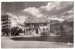 CPSM 04 : 2526 - BARCELONNETTE - Hôtel De Ville - Ed. Ryner à Marseille - 1950 - Barcelonnette