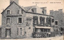 ¤¤  -  60   -  ERQUY    -   Hôtel De France   -  ¤¤ - Erquy