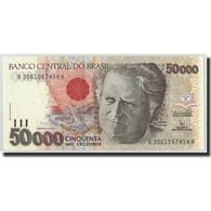 Brésil, 50,000 Cruzeiros, Undated (1992), KM:234a, NEUF - Brésil