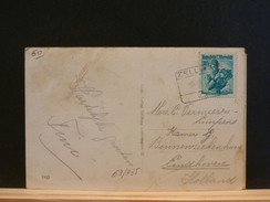 69/435  CP  AUTRICHE  ZELLE AM SEE - 1945-60 Covers