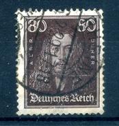 1926-27 REICH N.389 USATO - Allemagne