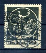 1920 REICH N.236C USATO - Allemagne
