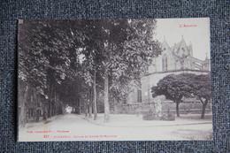 MIREPOIX - Eglise Et Cours ST MAURICE - Mirepoix