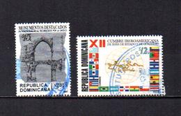 República Dominicana   2001-02  .-  Y&T Nº   1470-1474 - Dominican Republic