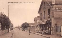95 - VAL D OISE / Franconville - Chaussée Jules César - Franconville