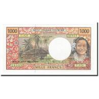 Nouvelle-Calédonie, 1000 Francs, 1971, KM:64a, SUP+ - Nouméa (Nuova Caledonia 1873-1985)