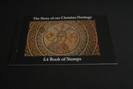M2801-  Booklet  Great-britain -  1984- The Story Of Our Christian Heritage - Carnets