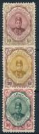 * Irán 1911 3 Klf Jobb Bélyeg, Garancia Nélkül (*Mi EUR 305,-) - Stamps