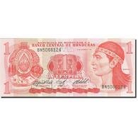 Honduras, 1 Lempira, 1980-1981, KM:68b, 1984-10-18, NEUF - Honduras