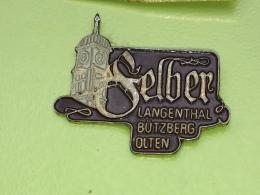 PINS 29 - SELBER LANGENTHAL BUTZBERG OLTEN - Villes