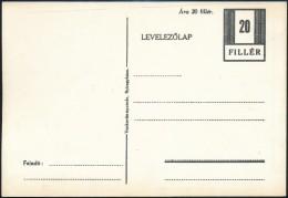 1944 Nyíregyháza Használatlan Díjjegyes LevelezÅ'lap Garancia Nélkül - Stamps