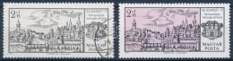O 1971 Budapest ´71 Rózsaszín Színnyomat Nélkül (!?) - Stamps