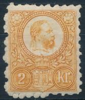 * 1871 Réznyomat 2kr Falcos, Eredeti Gumival - Stamps
