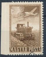 O 1950 RepülÅ' (V.) 1Ft Bal Oldali Fogazás Nélkül - Stamps