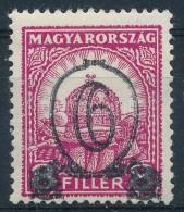 ** 1931 KisegítÅ' 6/8f IX. Vízjellel 14 : 14 1/4 Fogazással (15.000) - Stamps