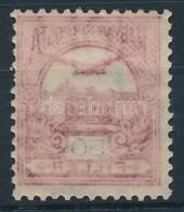 ** 1900 Turul 50f Gépszínátnyomattal - Stamps