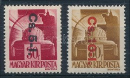 ** 1946 Betűs Visszavont Csomagpár (16.000) - Stamps
