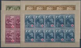 ** 1942 Vöröskereszt I. Kisívsor (20.000) - Stamps