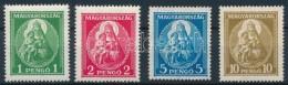(*) * 1932 Nagy Madonna Sor, 5P és 10P Gumi Néllkül - Stamps